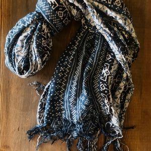 MERONA Printed scarf